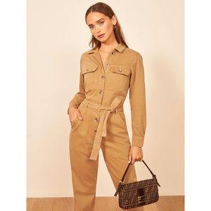 Reformation Kendall Boiler Suit